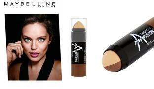 Maybelline New York Face Studio Master Contour V-Shape Duo Stick Dark