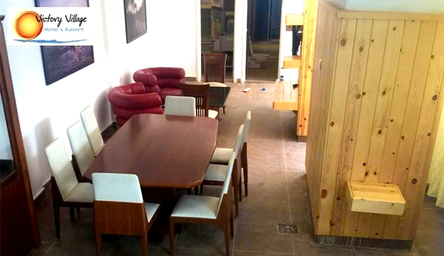 1-Night Stay For Up To Five Persons in a Chalet