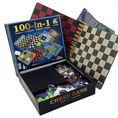 100 In 1 Chess game