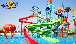 Full Day Water Park Entrance on Weekdays