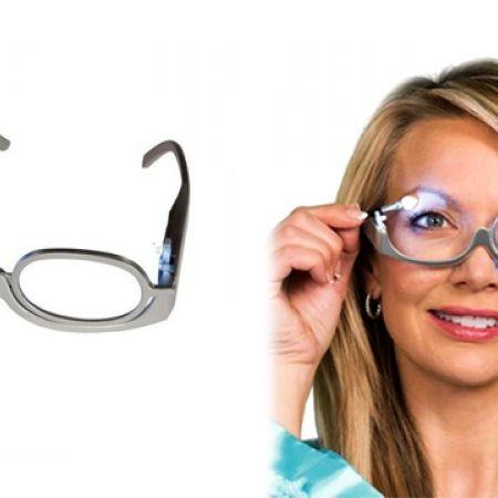 EZ Grey Makeup Glasses