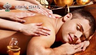 75 min. Four Hands Thai & Swedish Massage