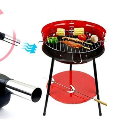 Manually Barbecue Air Blower Fan