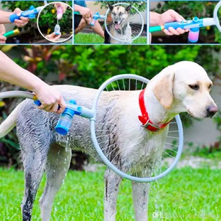 Woof Washer 360 Gently Cleaning Supplies Washing Pet Ring