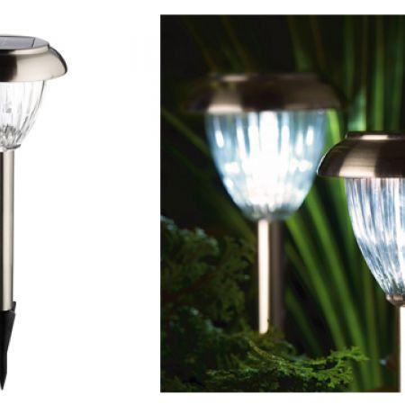 Lampara Venetian LED Solar Garden