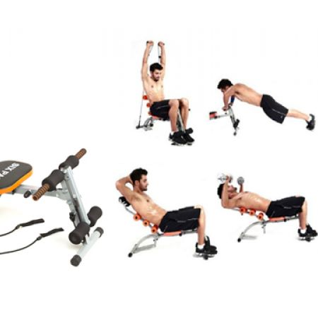 Wonder Core Six Pack Care Ab Exerciser
