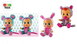 IMC Toys Cry Babies Interactive Doll - Coney