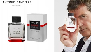 Antonio Banderas Power Of Seduction Eau De Toilette For Men - 50 ml