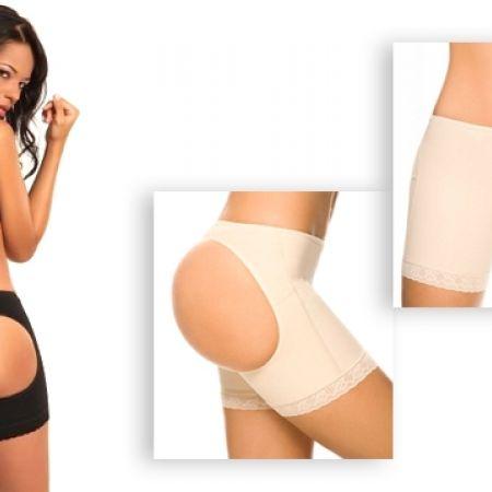 86b898ea9 Butt Lift Panty Girdle Style For Women - Black - Large - Makhsoom
