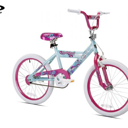 """Kent Lucky Star Bicycle For Girls 20"""""""