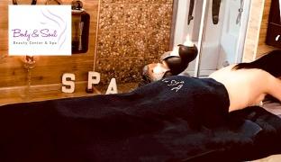 1-Hour Full Body Aromatic Oil Massage