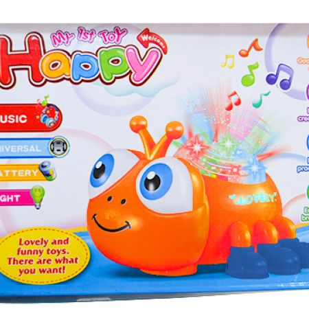 My 1st Toy Happy Bee Light Electric Toy