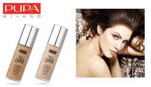 Pupa Active Light Activating Foundation SPF 6 - 040 Sand