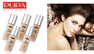 Pupa Active Light Activating Foundation SPF 10 - 002 Ivory