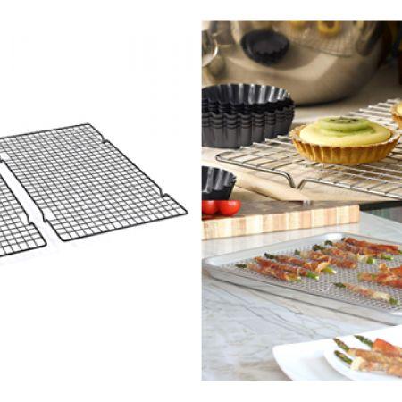 Home & Co Set Of Non-Stick Cooling Racks 41 x 25 cm 2 Pcs