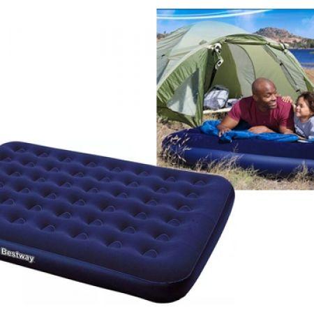 Bestway Pavillo Inflatable Camping Gear Queen Horizon Airbed 191 X 137 X 22 Cm Makhsoom