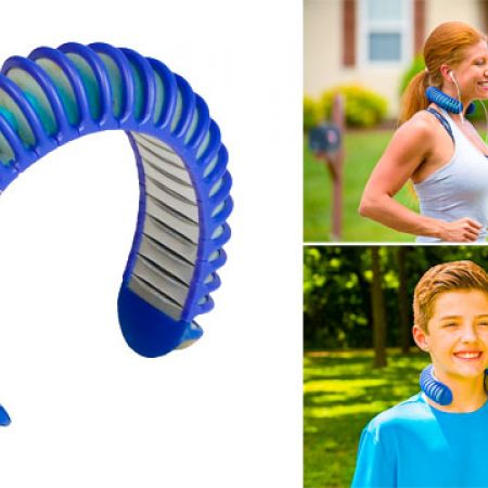 uCool Personal Neck Cooling System