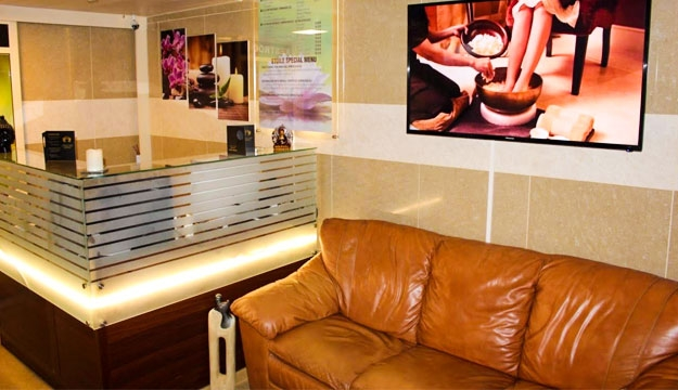 75 Min Golden Massage Package In A Vip Room With Private