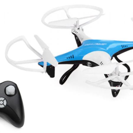 JJRC H10 Headless Mode Quadcopter With Remote Control