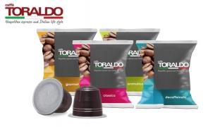 Toraldo Pack Of Nespresso Compatible Capsules 25 Pcs - Aromatica