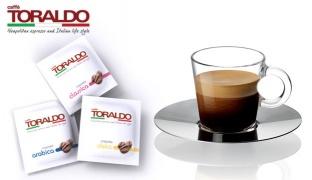 Toraldo Pack Of Nespresso Compatible Capsules 50 Pcs - Arabica