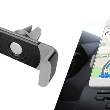 Black Air Vent Car Phone Holder