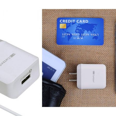 Earldom Rapid Fast USB Adapter Travel Wall Charger 3.0