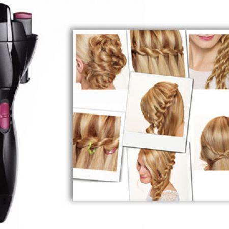 Twist Secret Automatic Hair Twister Makhsoom