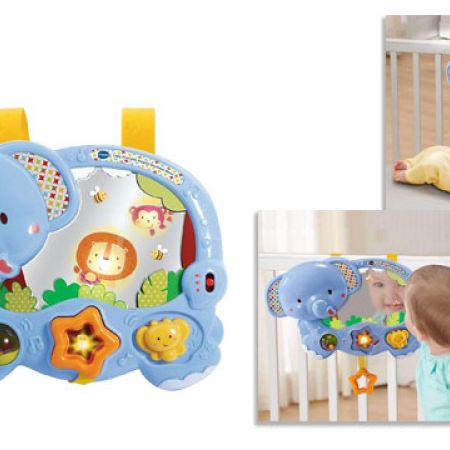 Vtech Baby Little Friendlies Magic Discovery Mirror - English