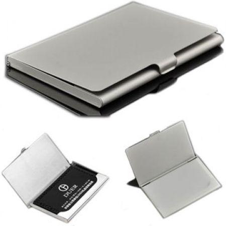 Waterproof Aluminum Metal Business ID Credit Card Holder Case
