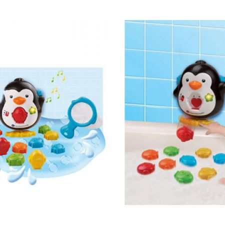 Vtech Baby Bilingual 1,2,3 Diving In The Bath