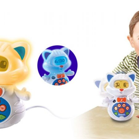 Vtech Lumikitty My Day And Night Clock - French