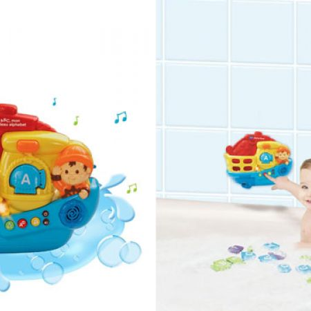 Vtech ABC, My Boat Alphabet - French
