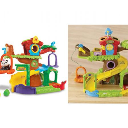 Vtech Tut Tut Animo, Tree-hut The Sweet Panda - French