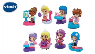 Vtech Flipsies Magic & Transformable Dolls - French - Lexi Maitresse