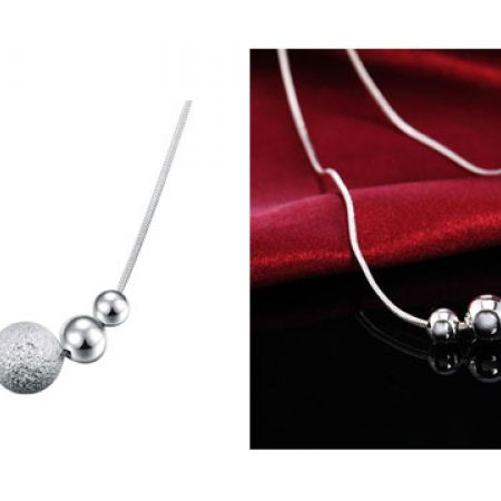 Fashion Elegant Charm Chain Beads Necklace For Women
