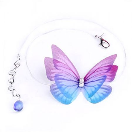 Fashion Cute Butterfly Necklace For Women