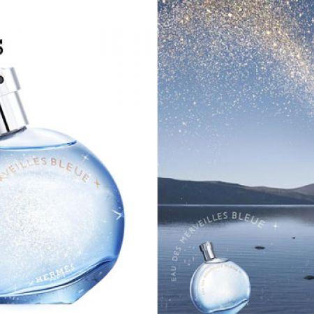 Hermes Eau Des Merveilles Bleue Eau De Toilette For Women 100 ml