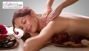70 mins. Full Body Swedish Massage with Herbal Pads & Hot Towel