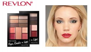Revlon Eyes, Cheeks + Lips Palette - 100 Romantic