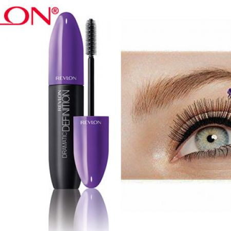 24f355aa066 Revlon Dramatic Definition Mascara Blackest Black - Makhsoom