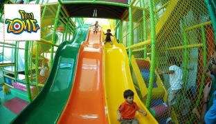 Kids Playground Entrance Pass Valid on Weekdays