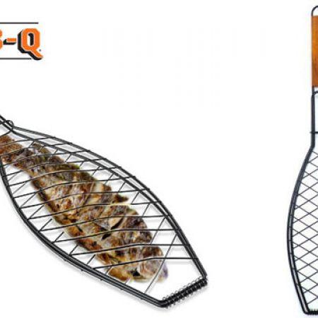 Mr. Bar-B-Q Grill Zone Non Stick Single Fish Basket