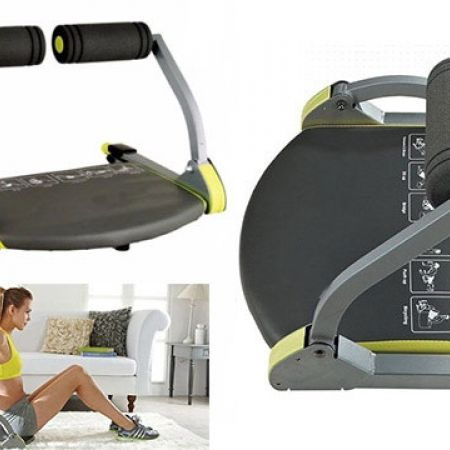 Six Pack Care Exercise Machine