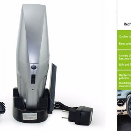 Car Wireless Rechargeable Handheld Vacuum Cleaner 50 W