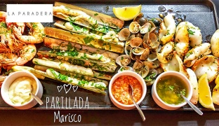 Spanish Cuisine From The Menu