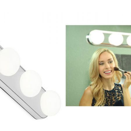 Studio Glow Cordless Professional Vanity Make Up Light