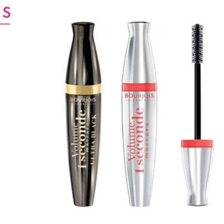 ef05944582a Bourjois Volume 1 Second Mascara - Black - Makhsoom