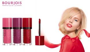 Bourjois Rouge Edition Velvet Lipstick - 01 Nobody Red