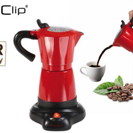 Domoclip Electric Moka Coffee Maker 0.3 L 480 W DOD117